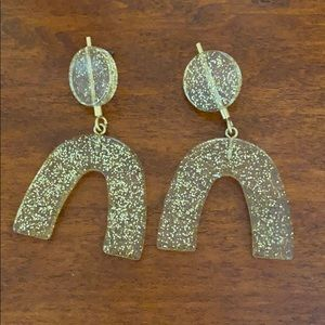 Madewell arch earring